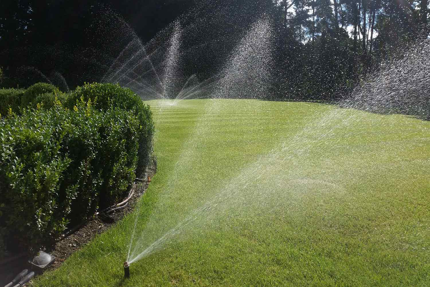 Water Irrigation Systems